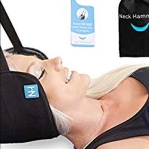 Other - **SOLD**Neck Hammock Portable Neck Pain Reliever